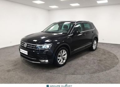Volkswagen Tiguan 2.0 TDI 150ch BlueMotion Technology Carat Exclusive Occasion