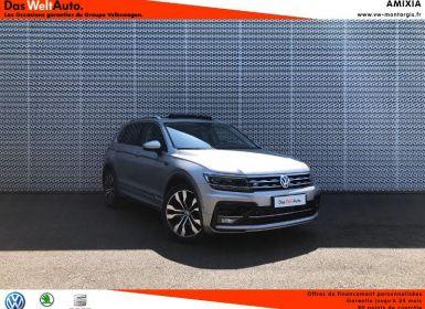 Vente Volkswagen Tiguan 2.0 TDI 150ch Carat Exclusive DSG7 Euro6d-T Occasion