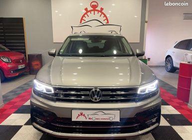 Volkswagen Tiguan 2.0 tdi 150cv r line Occasion