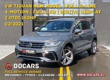 Vente Volkswagen Tiguan 2.0 TDi 150pk 4Motion DSG | Full R-Line | Full LED Occasion