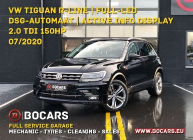 Volkswagen Tiguan 2.0 TDi 150pk R-Line   VERKOCHT - VENDU - SOLD Occasion
