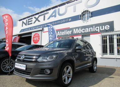 Volkswagen Tiguan 2.0 TDI 177CH BLUEMOTION TECHNOLOGY FAP R EXCLUSIVE 4MOTION DSG7