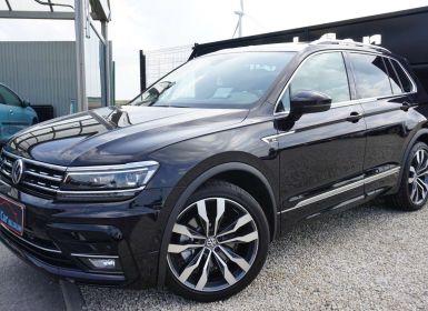 Vente Volkswagen Tiguan 2.0 TDi 4Motion DSG - R-LINE - TOIT PANO - COCKPIT Occasion