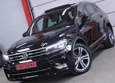 Vente Volkswagen Tiguan 2.OTDI 19OCV 4-MOTION R LINE DSG PANO 360° FULL Occasion