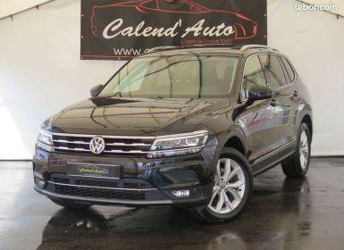 Vente Volkswagen Tiguan allspace 1.4 tsi 150 act carat dsg6 Occasion