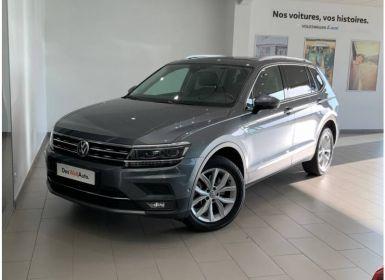Achat Volkswagen Tiguan ALLSPACE 2.0 TDI 190 DSG7 4Motion Carat Occasion
