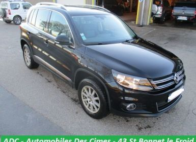 Vente Volkswagen Tiguan PHASE 2 2.0 TDI (140ch) BVM6 FAP 4MOTION CARAT Occasion