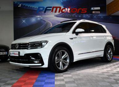 Volkswagen Tiguan R-Line 2.0 TDI 150 DSG GPS Virtual Caméra Front Lane TO Mode JA 19 Occasion
