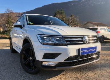 Vente Volkswagen Tiguan TDI 150cv CARAT EDITION 4MOTION DSG7 Occasion