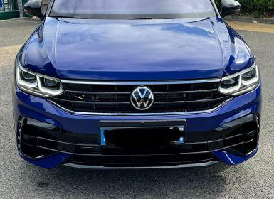 Achat Volkswagen Tiguan TIGUAN R DSG 4 MOTION 320CV TFSI PANO Direction