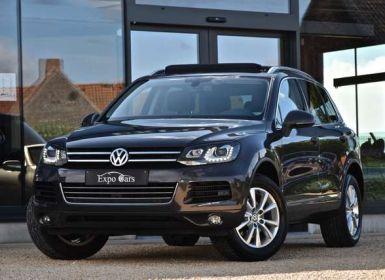 Vente Volkswagen Touareg 3.0 V6 - PANO DAK - 360°CAMERA - TREKHAAK - MEMORY - GPS - Occasion