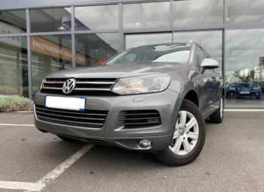 Volkswagen Touareg 3.0 V6 TDI 204CH BLUEMOTION FAP CARAT 4MOTION TIPTRONIC Occasion