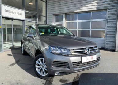Vente Volkswagen Touareg 3.0 V6 TDI 204ch BlueMotion FAP Carat Edition 4Motion Tiptronic Occasion