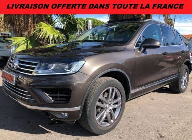 Volkswagen Touareg 3.0 V6 TDI 204CH BLUEMOTION TECHNOLOGY CARAT 4MOTION TIPTRONIC Occasion