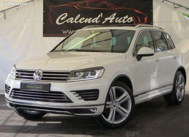 Achat Volkswagen Touareg 3.0 v6 tdi 262 r-line exclusive tiptronic Occasion