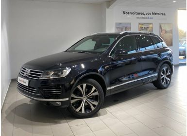 Vente Volkswagen Touareg 3.0 V6 TDI 262 Tiptronic 8 4Motion Carat Exclusive Occasion