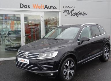 Volkswagen Touareg 3.0 V6 TDI 262 Tiptronic 8 4Motion Ultimate Occasion