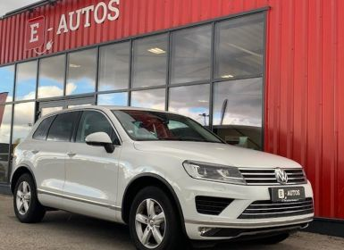 Vente Volkswagen Touareg 3.0 V6 TDI 262ch BlueMotion Technology Carat 4Motion Tiptronic Occasion