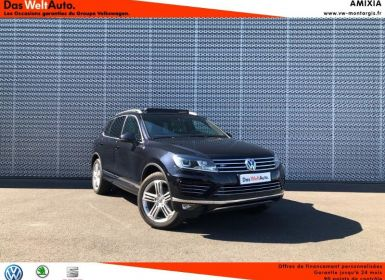 Achat Volkswagen Touareg 3.0 V6 TDI 262ch BlueMotion Technology R-Line 4Motion Tiptronic Occasion