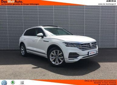 Vente Volkswagen Touareg 3.0 V6 TDI 286ch Carat Exclusive 4Motion Tiptronic Occasion