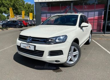 Vente Volkswagen Touareg 3.0 V6 TFSI 379CH HYBRID CARAT EDITION 4MOTION TIPTRONIC Occasion