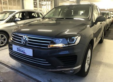 Vente Volkswagen Touareg II 3.0 V6 TDI 204 BlueMotion Technology Carat 4Motion Tiptronic Occasion