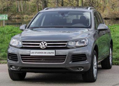 Vente Volkswagen Touareg II 3.0 V6 TDI 240 FAP Carat Edition Tiptronic Occasion