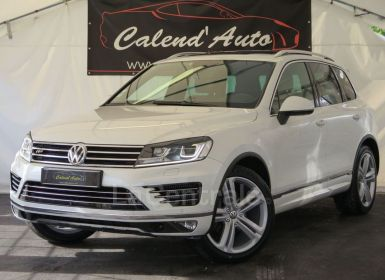 Achat Volkswagen Touareg II 3.0 V6 TDI 262 BLUEMOTION TECHNOLOGY R-LINE TIPTRONIC Occasion
