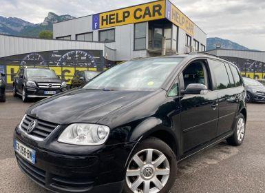 Vente Volkswagen Touran 1.6 FSI 115CH CARAT 7 PLACES Occasion