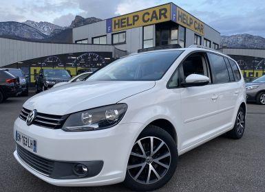 Volkswagen Touran 1.6 TDI 105CH BLUEMOTION FAP CARAT Occasion