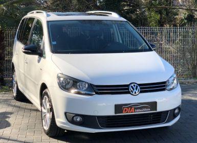Achat Volkswagen Touran 1.6 TDI 105CH BLUEMOTION FAP MATCH Occasion