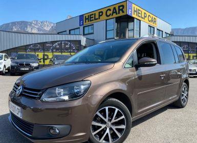Vente Volkswagen Touran 1.6 TDI 105CH BLUEMOTION TECHNOLOGY FAP CONFORTLINE Occasion