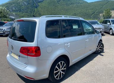 Vente Volkswagen Touran 1.6 TDI 105CH BLUEMOTION TECHNOLOGY FAP CONFORTLINE BUSINESS DSG7 Occasion