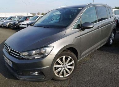Volkswagen Touran 1.6 TDI 110CH BLUEMOTION TECHNOLOGY FAP CARAT DSG7 7 PLACES Occasion