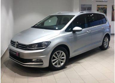 Vente Volkswagen Touran 1.6 TDI 115 BMT DSG7 Confortline 7pl Occasion