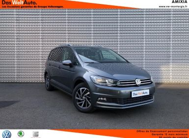 Voiture Volkswagen Touran 1.6 TDI 115ch FAP Connect 7 places Euro6d-T Occasion