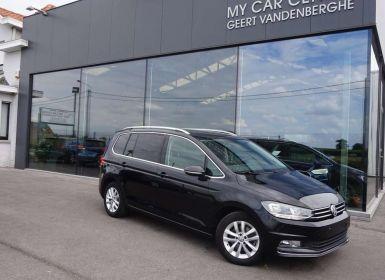 Vente Volkswagen Touran 1.6 TDi SCR Highl-7ZITPL-AC-NAVI-TEL-LEDER-CAMERA Occasion