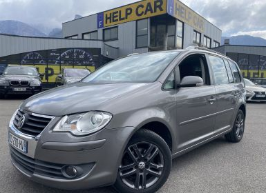 Achat Volkswagen Touran 2.0 TDI 140CH CONFORT 7 PLACES Occasion
