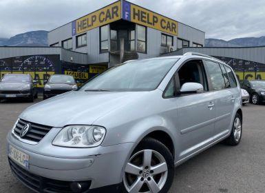 Vente Volkswagen Touran 2.0 TDI 140CH CONFORT DSG6 7 PLACES Occasion