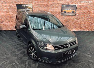 Vente Volkswagen Touran 7 PLACES 1.6 TDI 105 cv DSG ( idem Sharan ) Occasion