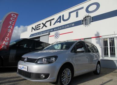 Acheter Volkswagen Touran 7 PLACES 1.6 TDI 105CH BLUEMOTION TECHNOLOGY FAP CUP Occasion