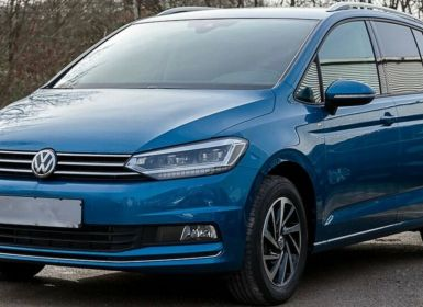Achat Volkswagen Touran 7 PLACES GPS LED Occasion