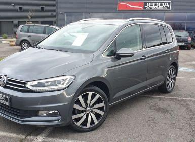 Volkswagen Touran carat tdi 190 cv 7 places dsg 6