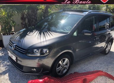Achat Volkswagen Touran tdi 2 gris 5 places Occasion