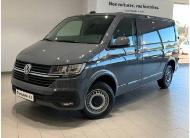 Vente Volkswagen Transporter 6.1 FOURGON FGN L1H1 2.0 TDI 110 BVM5 BUSINESS LINE Occasion