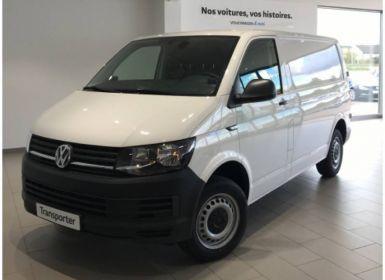 Acheter Volkswagen Transporter FOURGON FGN TOLE L1H1 2.0 TDI 114 BUSINESS LINE Neuf