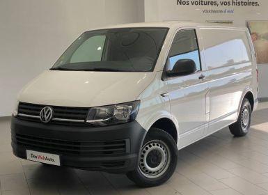 Vente Volkswagen Transporter FOURGON FGN TOLE L1H1 2.0 TDI 140 BUSINESS LINE DSG7 Occasion