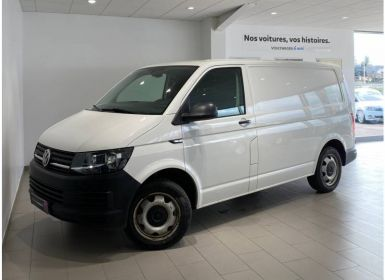 Achat Volkswagen Transporter FOURGON FGN TOLE L1H1 2.0 TDI 180 4MOTION BUSINESS LINE DSG7 Occasion