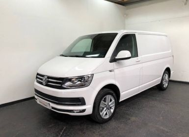 Achat Volkswagen Transporter FOURGON FGN TOLE L1H1 2.0 TDI 204 DSG7 BUSINESS LINE Occasion