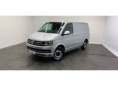 Volkswagen Transporter FOURGON FGN TOLE L1H1 2.0 TDI 204 DSG7 BUSINESS LINE Occasion